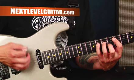 Write songs modern metal style detuned guitar compositional lesson theory scales riffs chords tone