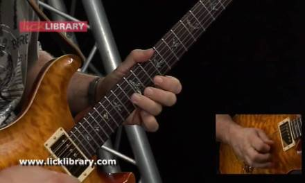Learn To Play Gary Moore – Still Got The Blues – Guitar Solo Slow With Stuart Bull