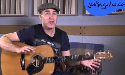 Hey There Delilah – Plain White T's – Beginner Acoustic Fingerstyle Guitar Lesson Tutorial (BS-820)