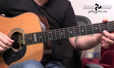 Hey Hey – Eric Clapton Unplugged – Guitar Lesson Tutorial Acoustic Blues