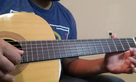 Minor Pentatonic Scale : Guitar Theory Lesson | Part 1