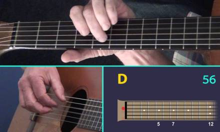 Mr Bojangles – A Fingerstyle Guitar Lesson.