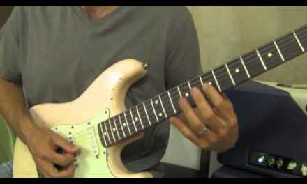 Free Guitar Soloing Lesson – Blues Rock and Country – Pentatonic Scale