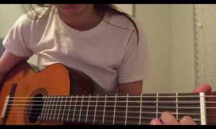 Easy- classical spanish guitar lesson!