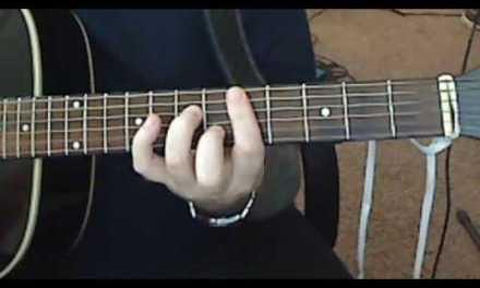 Beginner jazz guitar lesson 2 5 1 ( two)