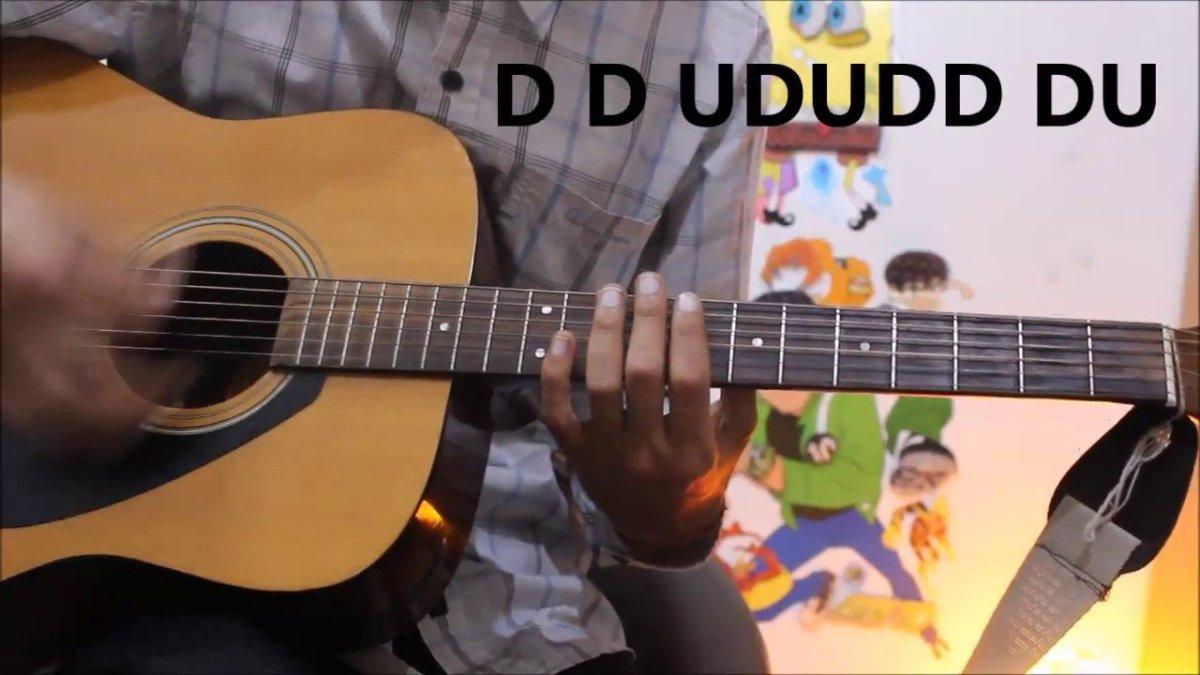 Haareya Arijit Singh Guitar Cover Lesson Chords Easy Meri Pyari