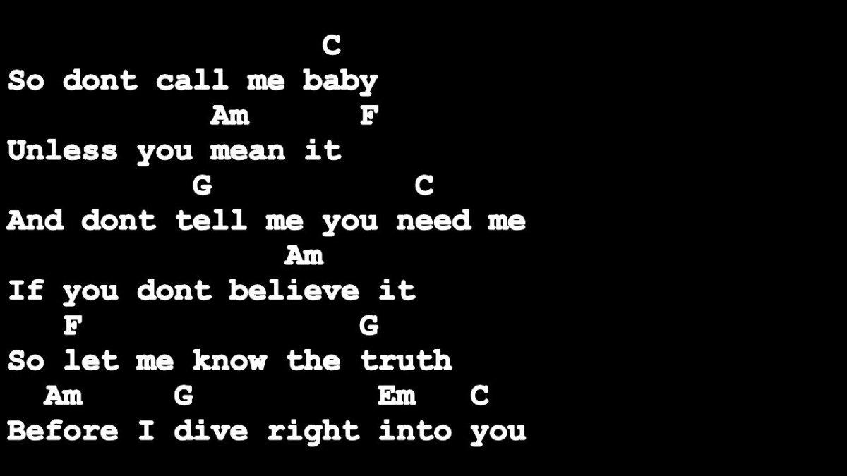 Dive Ed Sheeran Lyrics And Chords The Glog