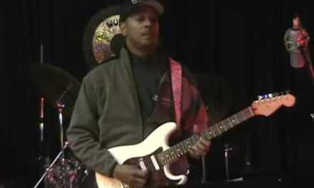 Eric Blackmon Stratocaster Blues Rock Guitar Solo Performance Major/Minor Scales EricBlackmonGuitar