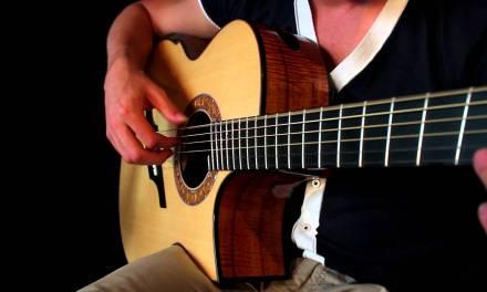 Skyrim Main Theme Guitar – Max Roest