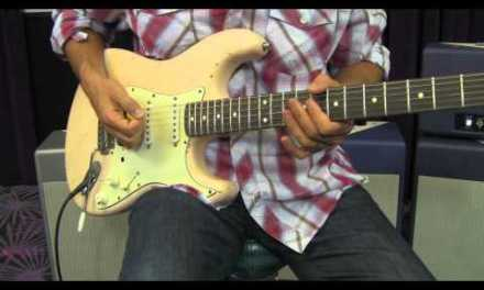 Robin Trower – Too Rolling Stoned Guitar Lesson – How To Play