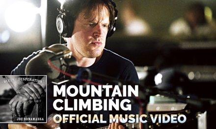 Joe Bonamassa – 'Mountain Climbing' – OFFICIAL Music Video
