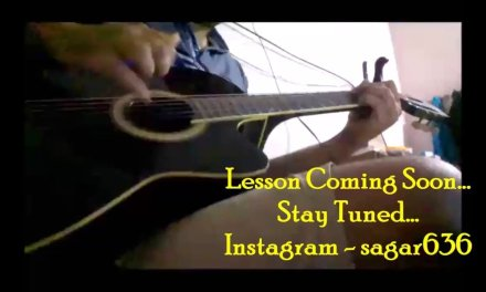 Heartbeat Guitar | Percussive Strumming | Lesson Coming Soon