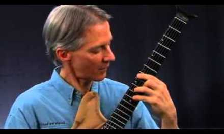 Modern Jazz Improv – #8 Open String Voicings – Jazz Guitar Lessons