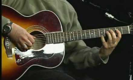 MDBG: Guitar lesson  Kindhearted Woman Blues by Robert Johnson