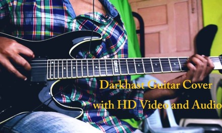 DARKHAAST | SHIVAAY | Arijit Singh & Sunidhi Chauhan | Guitar Cover (HD Video and Audio)
