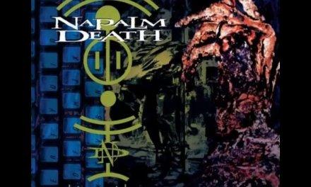 NAPALM DEATH – Greed Killing: Guitar Backing Track