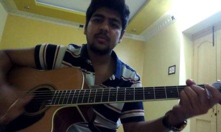 Murshida (Begum Jaan / Arijit Singh) guitar lesson