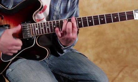 2 Must know  Blues Chords – (Plus Bonus Trick) use it in both Rhythm & Lead