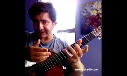 Basic Hand and Arm position in Classical Guitar / Carpal Tunnel in Left Hand Technique