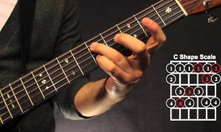 Major Scale Intervals | 6ths