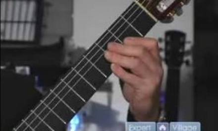 How to Play the Classical Guitar for Beginners : Left & Right Hand Exercise for Classical Guitar