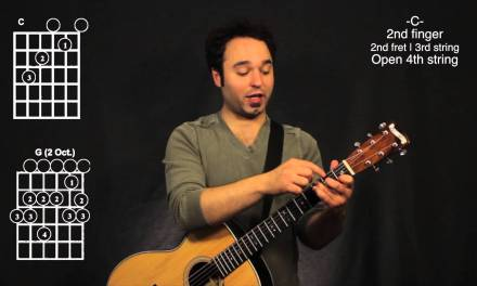 Acoustic Fills Over G C D