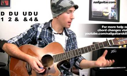Black Gives Way To Blue – Alice In Chains – Easy Acoustic Guitar Lessons – Beginners Song Tutorial