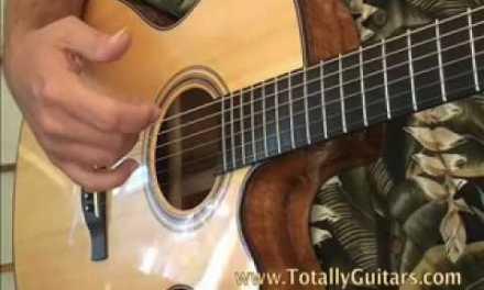 Guitar Tips Finger Strumming