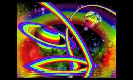 Psychedelic Blues Backing Track B minor