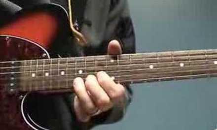 Guitar Vibrato Lesson