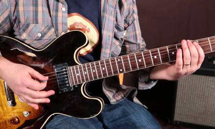 Stray Cat Strut by The Stray Cats Guitar Lesson How to Play on Guitar Chords Brian Setzer