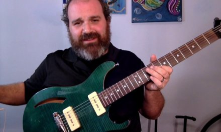 Enhancing Your Blues Solo: Chord Tones (with chart)
