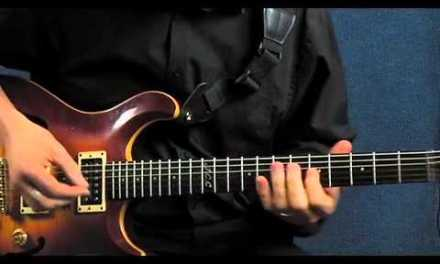 Jerrys Jazz Guitar FREE LESSON