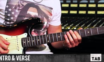 Superstition (Stevie Wonder) – Guitar Tutorial by Matt Bidoglia