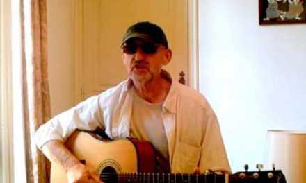Jim Bruce Blues Guitar – Truckin' Little Baby – Blind Boy Fuller Cover
