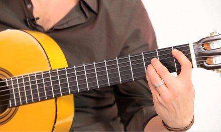 How to Play Flamenco Chords | Flamenco Guitar