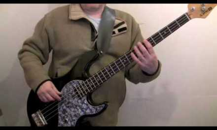 how to play bass for beginners – moondance