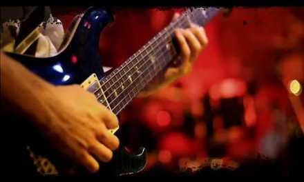 Guitar Backing Track in A Major  – Blues and Rock