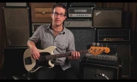 How to Play a Minor Pentatonic Scale | Bass Guitar