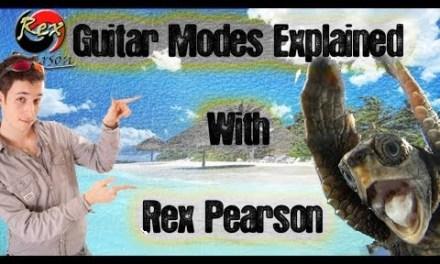 Guitar Modes Finally Explained! Modal Playing, Jazz, Rock, Guitar Improvisation, Lesson
