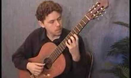 Sevilla by Isaac Albeniz for Classical Guitar