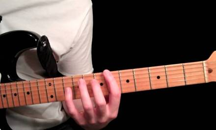 Visualizing Major Scales In All Keys Quickly And Easily Pt.1 – Advanced Guitar Lesson