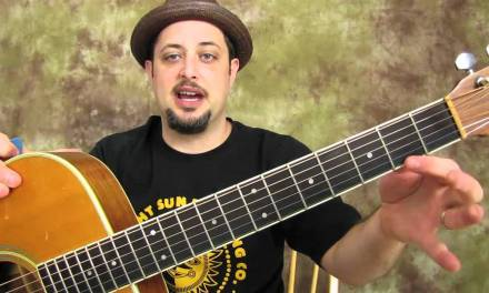 Acoustic Guitar Lessons – Chords and Embellishing