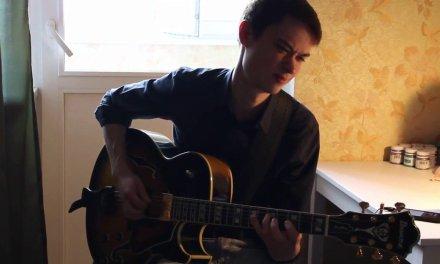 Neo soul jazz guitar shed