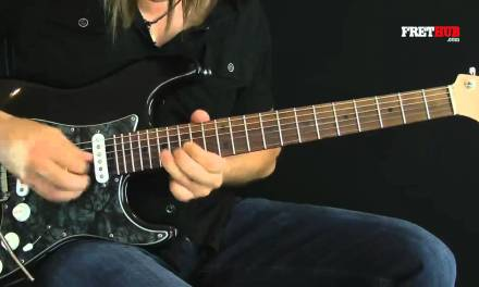 Guitar Lesson: Pink Floyd – Time