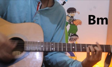 Mann Bharya – Punjabi Song – Guitar Cover Lesson Chords Easy – Janni