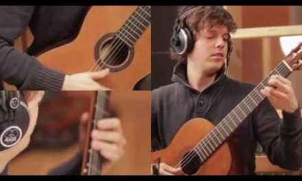 Adele   Don't You Remember Classical guitar cover, Uros Baric   Copy