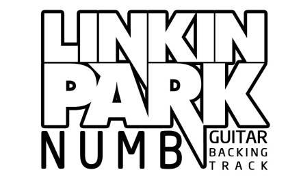 Linkin Park – Numb [Official Guitar Backing Track]