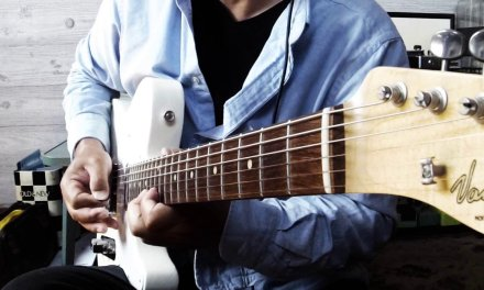 Guitar Backing Track Heavy Blues In E
