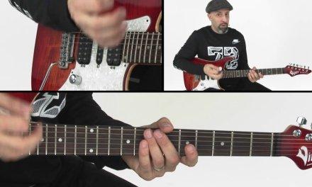 How to Do Hybrid Picking – Guitar Lesson – Chris Buono